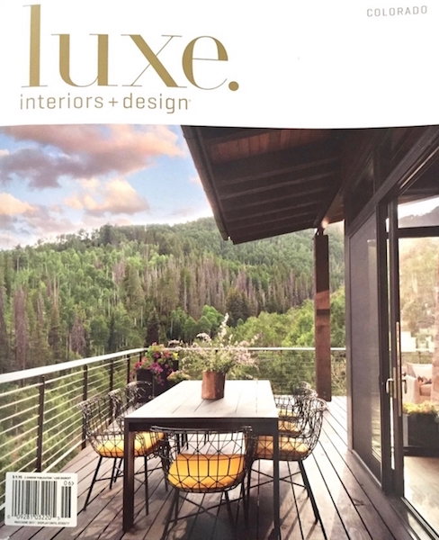 LUXE interiors + design Colorado