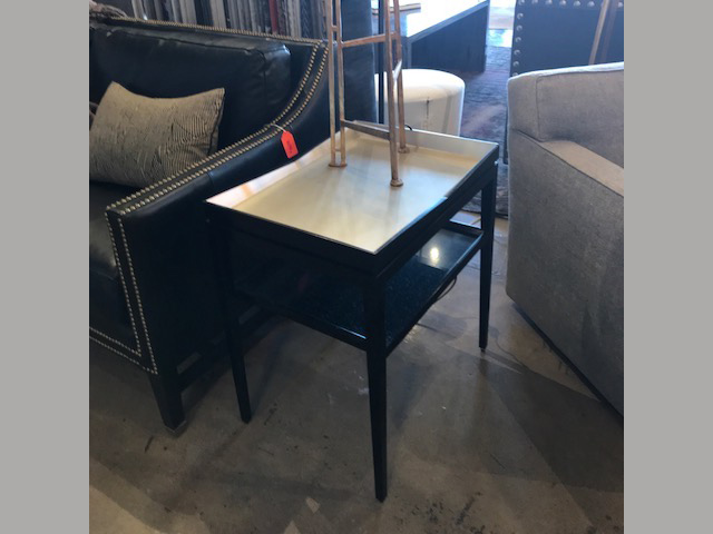 Charleston Side Table (Two sold separately) 23W 17D 25H Retail $1,340 Sale $804