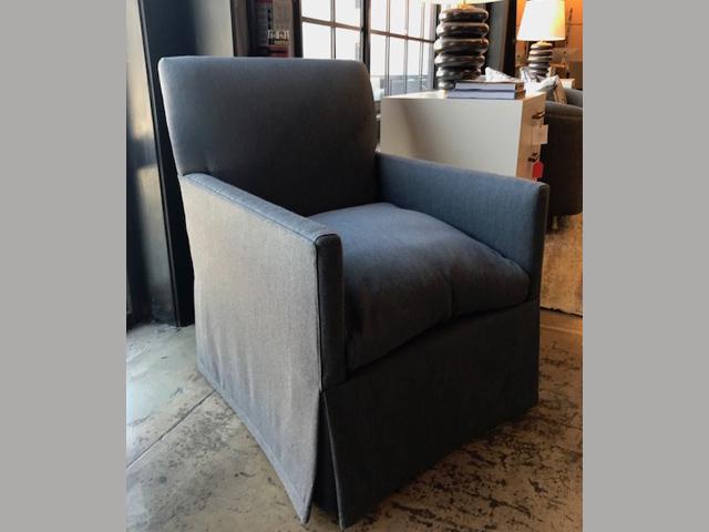 The Cheeky Chair 26.5W 32D 35H Retail $3,280 Sale $1,640