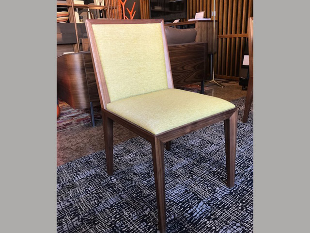 Teatro Dining Chair (Each – 4 Total) 18W 21.5D 33H Retail $1,282 Sale $650