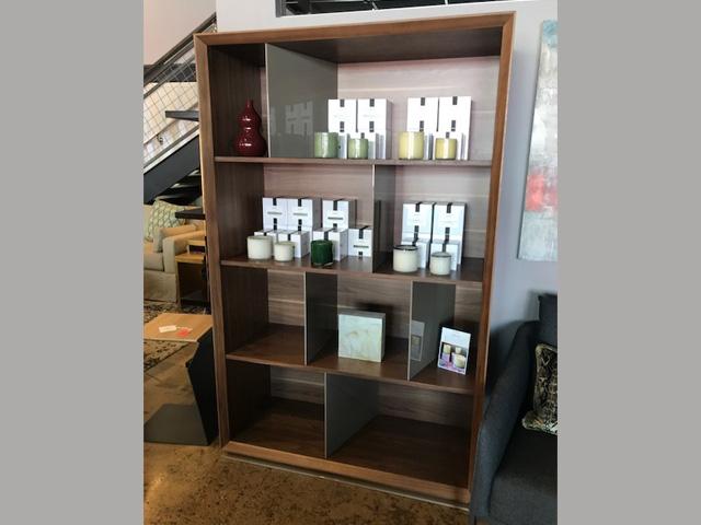 Teatro Bookshelf 47.2W 19.7D 74.7H Retail $5,810 Sale $4,648