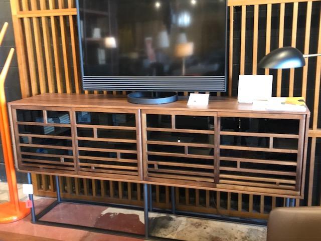 Imu Sideboard 82.75W 19.75D 39.5H Retail $5,950 Sale $4,760