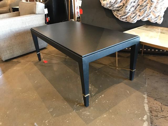 Berona Cocktail Table 47W 25D 19H Retail $1,740 Sale $1,392