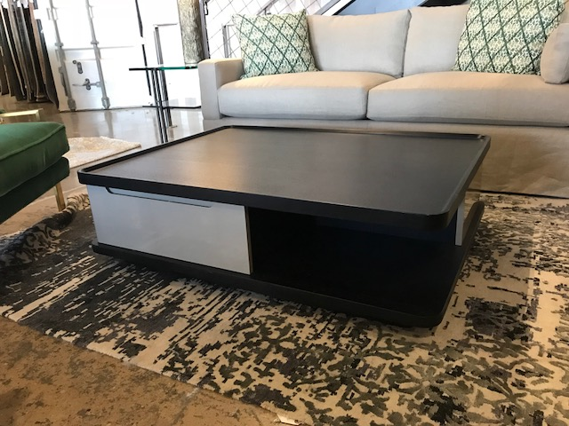 Empty Coffee Table 47.2W 35.4D 14H Retail $2,940 Sale $2,058