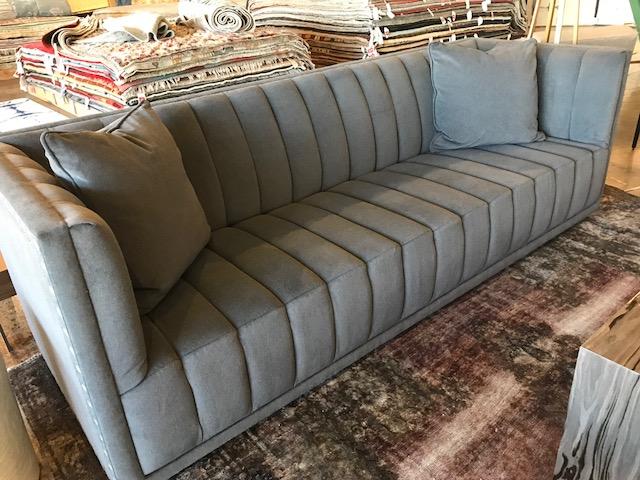 John Maria Sofa (2) 96W 35D 32.5H Retail $14,295 Sale $7,000 2 for $12,000