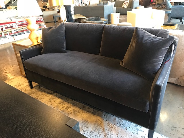 Zeppo Sofa 72W 34D 34H Retail $6,700 Sale $3,500