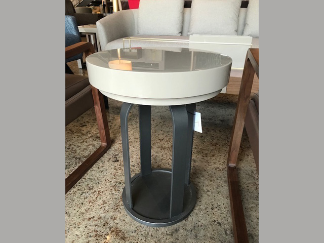 Gio Side Table 16.5 Dia 20.9H Retail $1,890 Sale $1,323