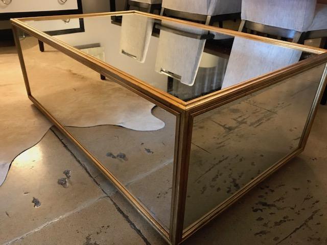 Jet Set Coffee Table 45W 27D 26H Retail $1,203 Sale $722