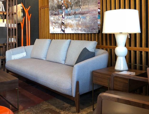 Lif Sofa 94.5W 35.4D 28H Retail $7,700 Sale $4,620