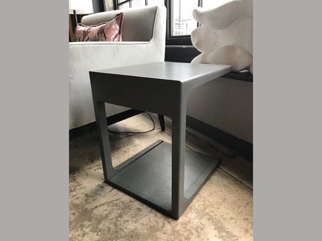 Mate Side Table 15.7W 17.7D 19.7H Retail $700 Sale $490