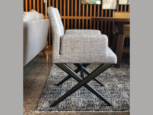Odeon Arm chair 22.4W 23.6D 33.9H Retail $1,260 Sale $756