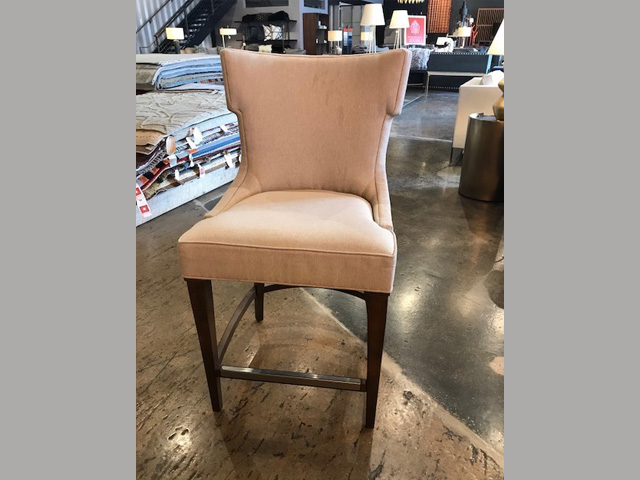 Spencer Counter Stool 22W 20D 40H Retail $1,800 Sale $1,080