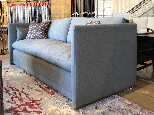Sunday 84 in. sofa 84W 38D 35.5H Retail $5,720 Sale $3,432
