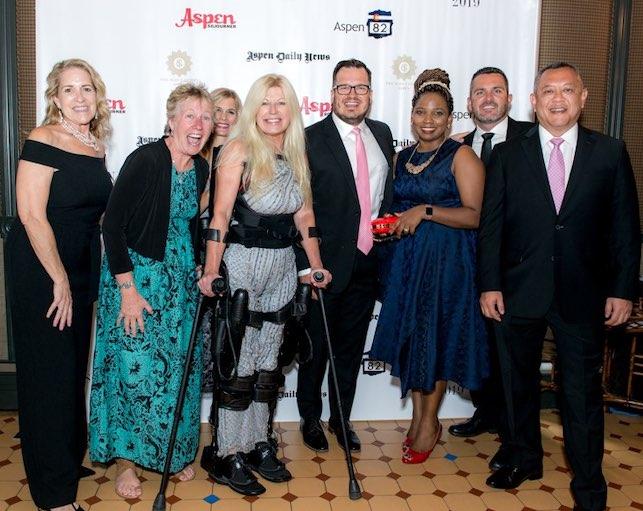 The Aspen Gala for Bridging Bionics