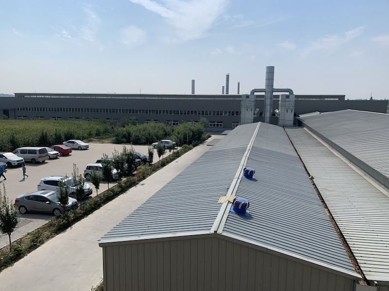 the HC28 factory