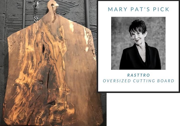 Mary Pat's pick