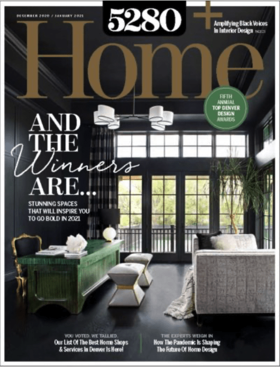 5280 Home issue with Readers' Choice Awards
